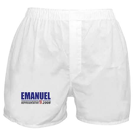 Emanuel 2008 Boxer Shorts
