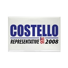 Costello 2008 Rectangle Magnet (10 pack)