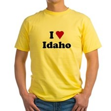 I Love Idaho T