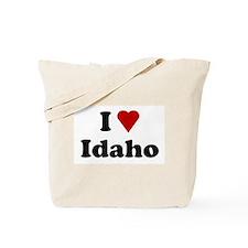I Love Idaho Tote Bag