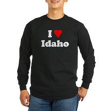 I Love Idaho T