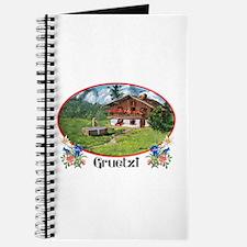 Swiss Gruetzi Journal