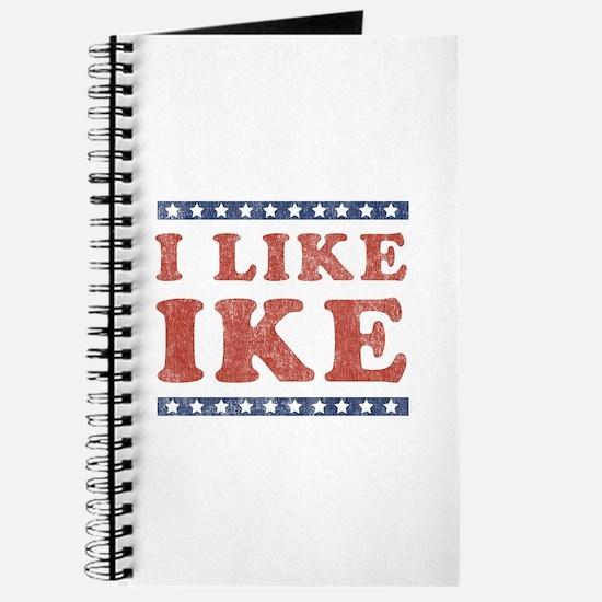 I Like Ike Journal