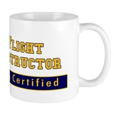 FAA Certified Flight Instructor Mug