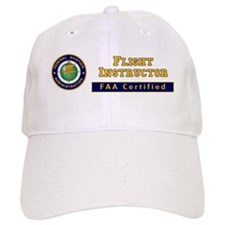 FAA Certified Flight Instructor Baseball Cap