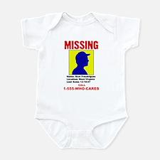 Missing! Infant Bodysuit