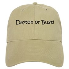 Dayton or Bust! Baseball Cap