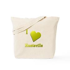I Love Huntsville #13 Tote Bag