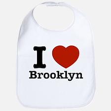 I love Brooklyn Bib