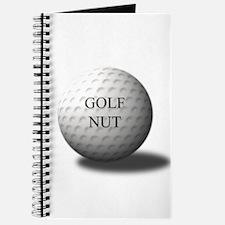 """Golf Nut"" Journal"