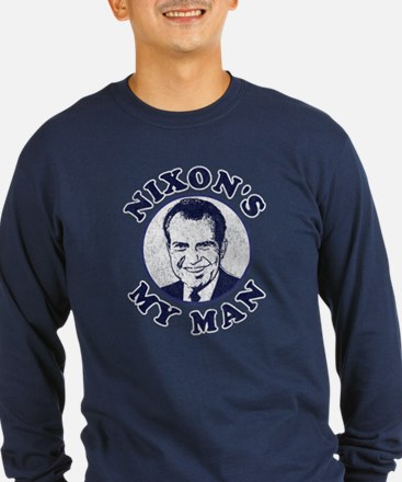 Nixon's My Man T-Shirt T