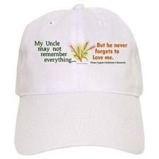 Never Forgets To Love 2 (Uncle) Baseball Cap
