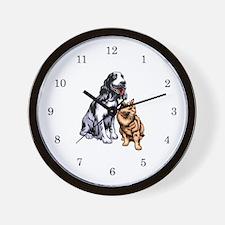 Veterniarian Wall Clock