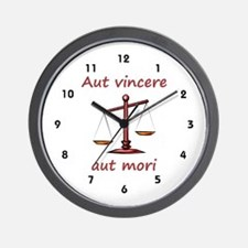 Lawyer Wall Clock