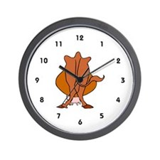 Farmer or Cow Lover Wall Clock