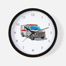 EMT Paramedic Wall Clock