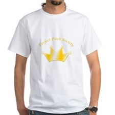 Perfect Pitch Society Gold Crown Shirt