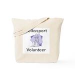 Volkssport Volunteer Tote Bag