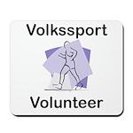 Volkssport Volunteer Mousepad