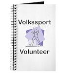 Volkssport Volunteer Journal