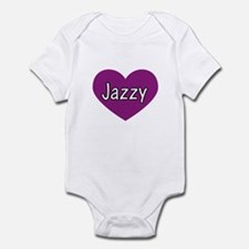 Jazzy Infant Bodysuit