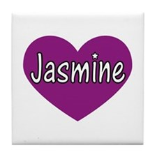 Jasmine Tile Coaster