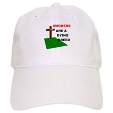 SMOKERS GRAVE Baseball Cap