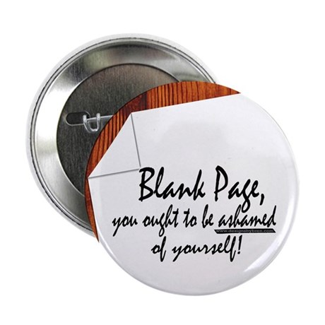"Blank Page 2.25"" Button (10 pack)"