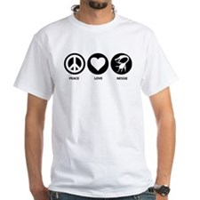Peace Love Nessie Shirt