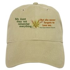 Never Forgets To Love 2 (Aunt) Baseball Cap