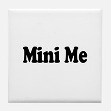 Mini Me Tile Coaster