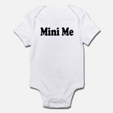 Mini Me Infant Bodysuit