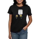 What's your zone? Women's Dark T-Shirt