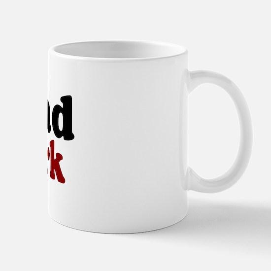 My Dad is a Dork Mug