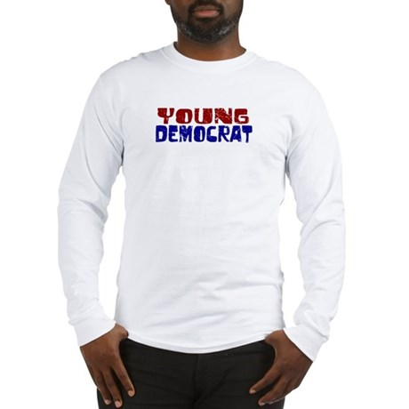 Young Democrat Long Sleeve T-Shirt