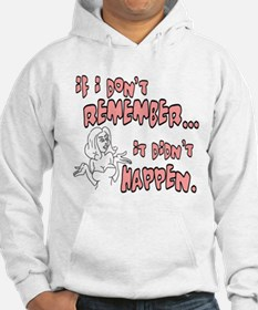 if I don't remember, It didn' Jumper Hoody