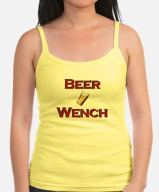 Beer Wench Jr.Spaghetti Strap