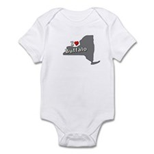 I Heart Buffalo NY T-shirts Infant Bodysuit