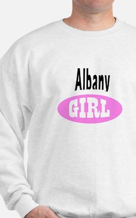Albany Girl T-shirts Sweatshirt