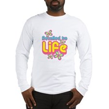 Recalled to Life Long Sleeve T-Shirt