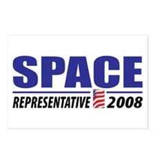Space 2008 Postcards (Package of 8)