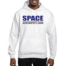 Space 2008 Hoodie