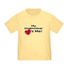 Godmother loves me T