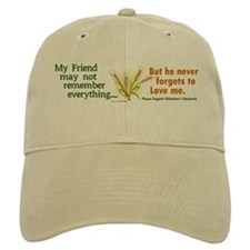 Never Forgets To Love 2 (Friend, Male) Baseball Cap
