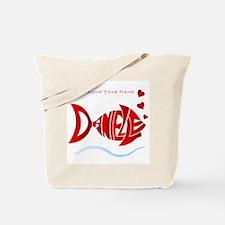 Love Danielle Tote Bag