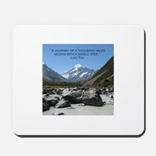 Lao Tzu Quote Mousepad