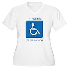 Handy Cap Parking T-Shirt