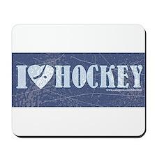 Hockey lovin Mousepad