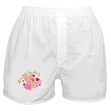 Love Is In The Air Boxer Shorts