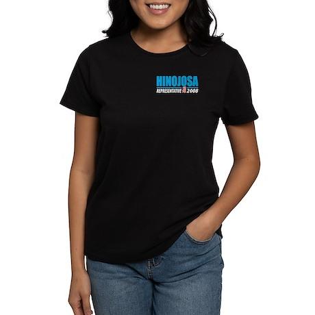 Hinojosa 2008 Women's Dark T-Shirt